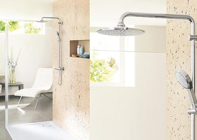 Douche @Hansgrohe