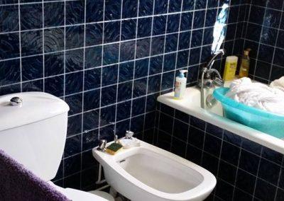 Salle de bain Libourne avant